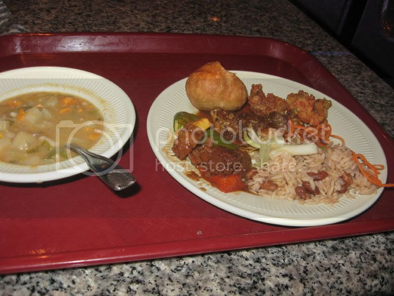 Carnival Sensation Food