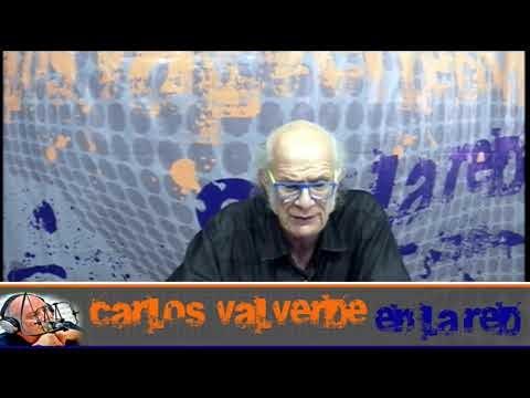 Carlos Valverde en la red: Programa del día martes 17-12-2019
