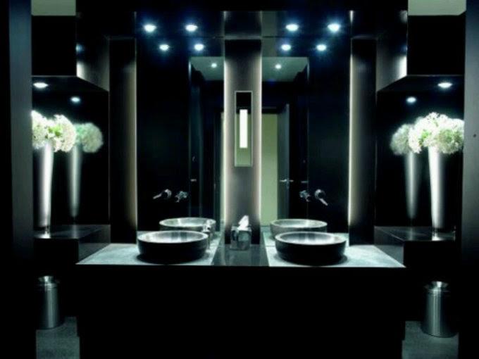 Top 7 Modern Bathroom Lighting Ideas