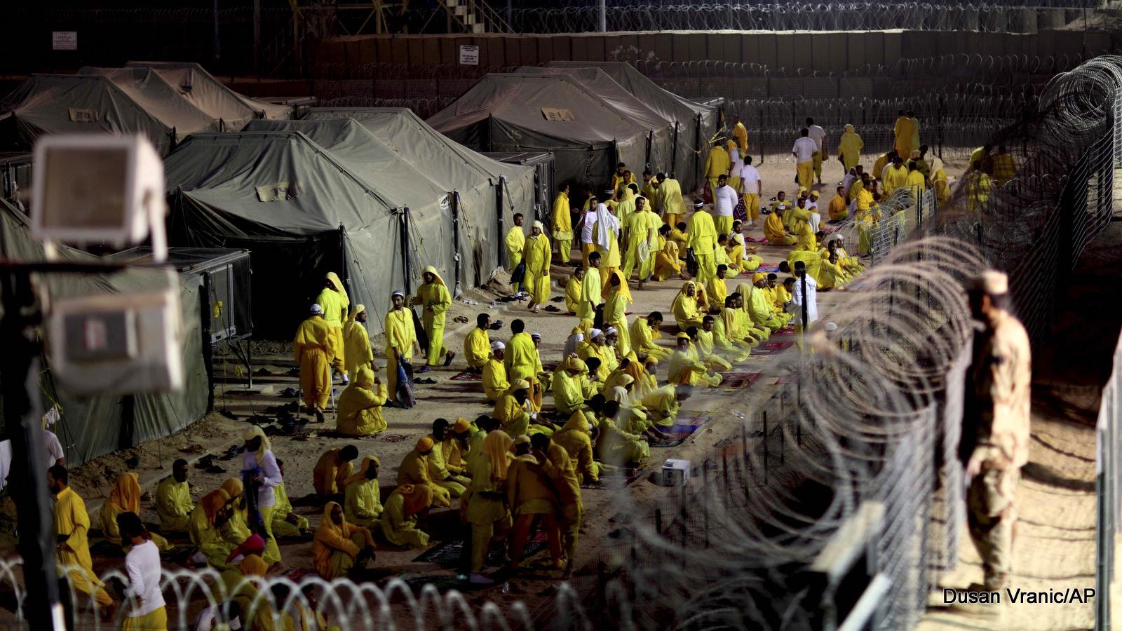 Iraq detenuti