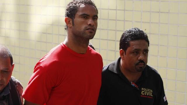O ex-goleiro Bruno Fernandes de Souza.