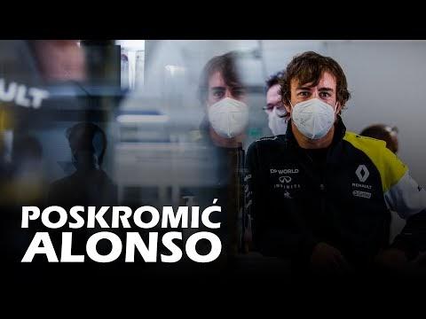Poskromić Fernando Alonso