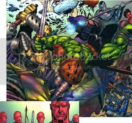 Planeta Hulk: Anarquia