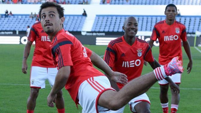 Resultado de imagem para Bernardo Silva Benfica