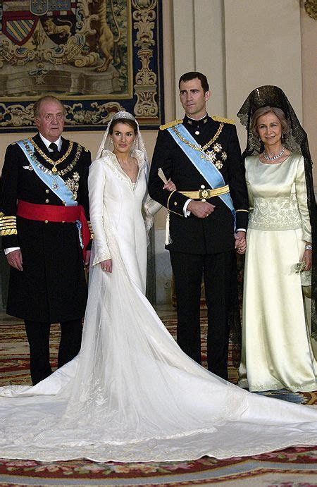 Royal brides: The fairytale wedding dresses worn by real
