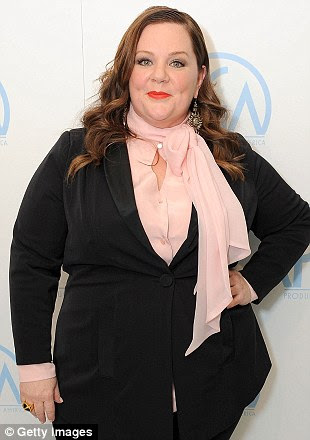 Underdogs?  Melissa McCarthy foi nomeado para Melhor Atriz Coadjuvante para damas de honra, Octavia Spencer pela ajuda e Janet McTeer por Albert Nobbs