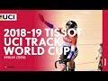 Vídeo de los mejores momentos de la Tissot UCI Copa del Mundo de Pista de Berlin 2018