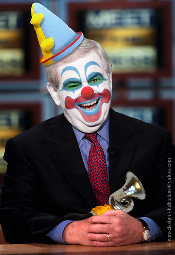 'Newt Gingrich, Obstructionist Republican Clown'