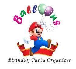 Birthday Party Event Services, Birthday Decoration