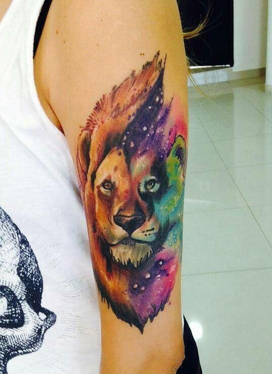 Tatuajes A Color Increíbles Que Harán Que Te Quieras Hacer Uno