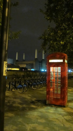 Power Station and Phone Box by TheLostSociety