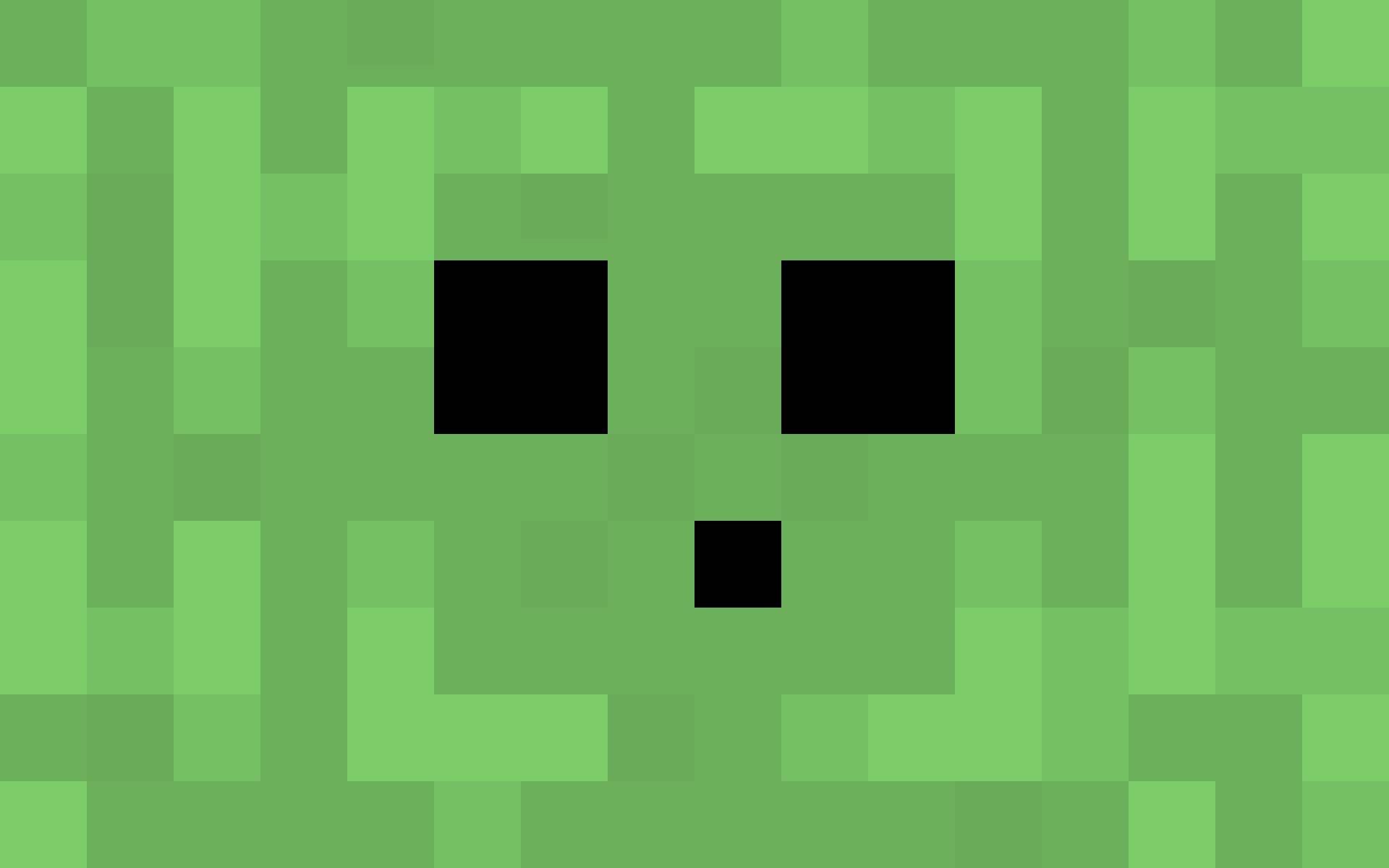 Minecraft Creeper Iphone Backgrounds HD | PixelsTalk.Net