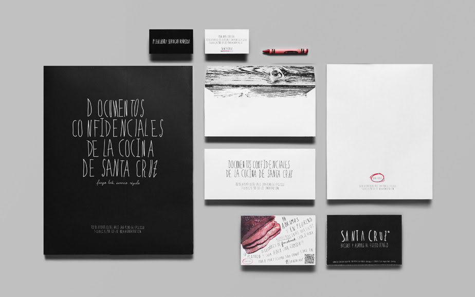 21 60 Professional Examples of Stationery Design