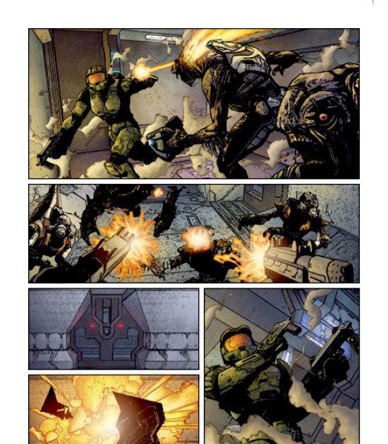 Alpha Base - Campaign level - Halo: Fireteam Raven