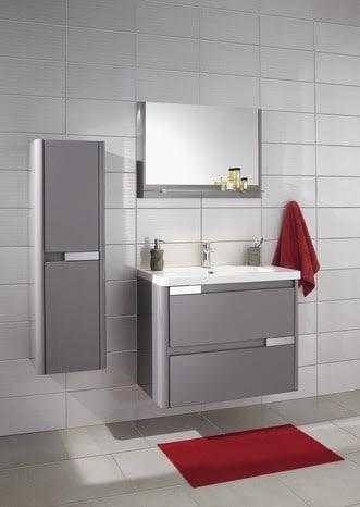 Sch ma r gulation plancher chauffant meuble salle de bain 80 cm brico depot - Schema salle de bain ...
