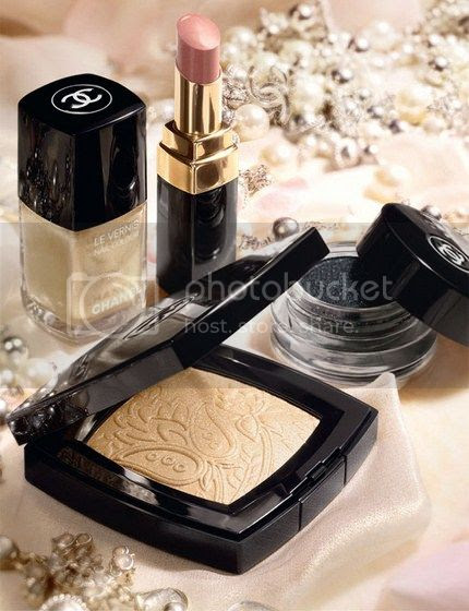 Chanel Bombay Express Make-up Range