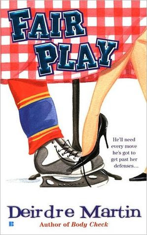 Fair Play (New York Blades, #2)