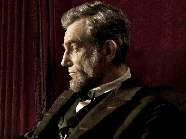 Daniel Day-Lewis em 'Lincoln' (Foto: Divulgação)