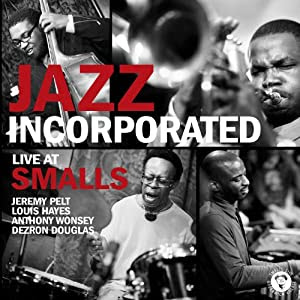 Jazz Incorporated- Live At Smalls  cover