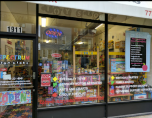Spectrum Toy Store In Chicago Specializes In Sensory Friendly Toys Real Abilities