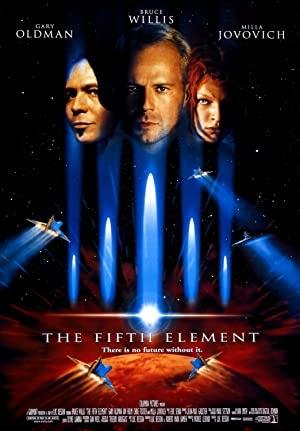 The Fifth Element (1997) Dual Audio (Hindi-English) 480p [400MB] || 720p [900MB]