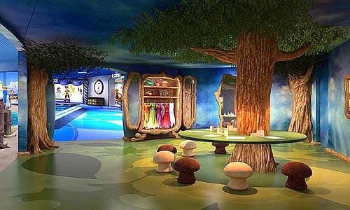 Disney Dream Cruise Ship (Set)
