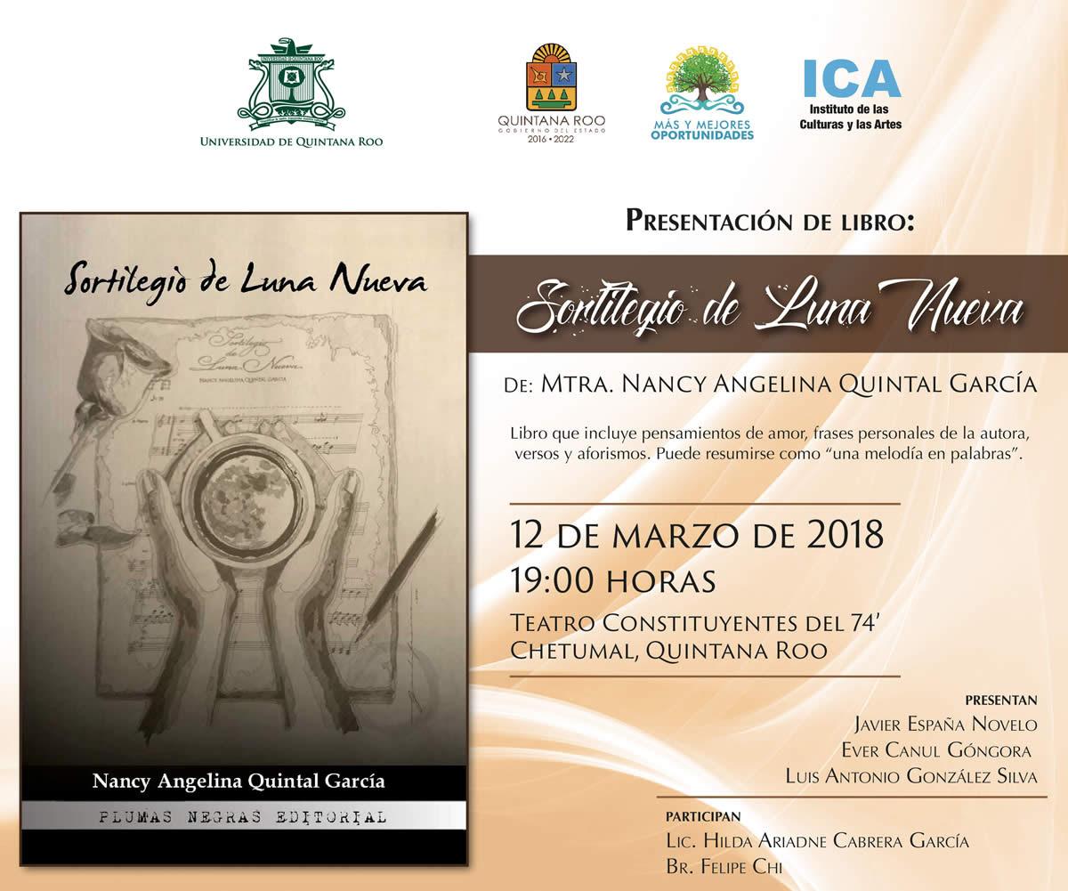 Sortilegio De Luna Nueva Universidad De Quintana Roo