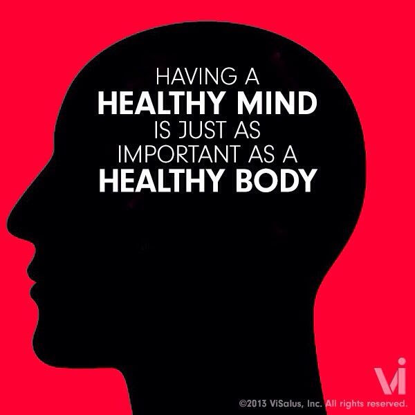Healthy Mind Body And Health Quotes