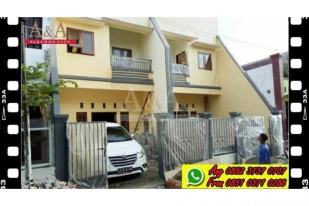 Jual Rumah Baru Surabaya