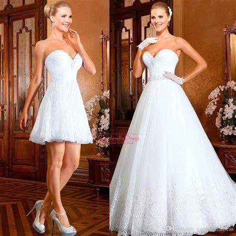 Luxurious A Line Wedding Dresses 2018 V Neck Sheer Strap