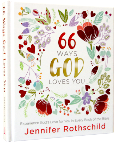 66 Ways God Loves You