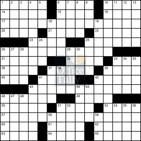 Crossword Puzzles Online On Puzzle Game Blank Word Intellect Templates
