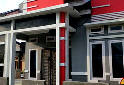 Sekian artikel tentang bentuk tiang teras rumah minimalis terbaru yang