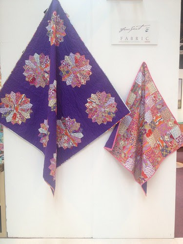 Festival of quilts 2013