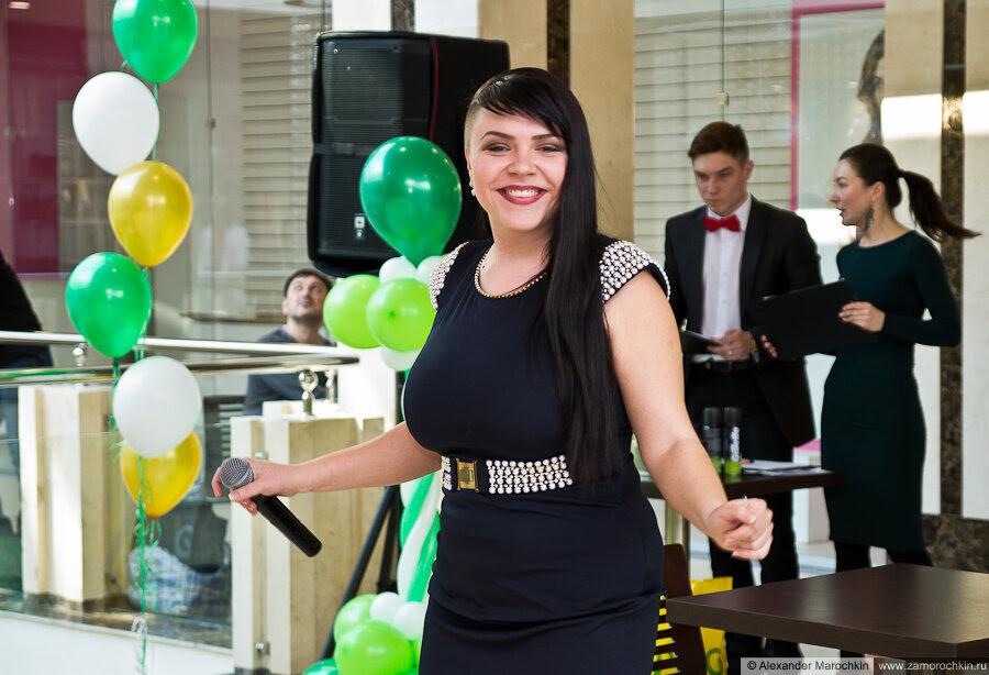 Александра Славина. Армрестлинг в РИО 23.02.2013