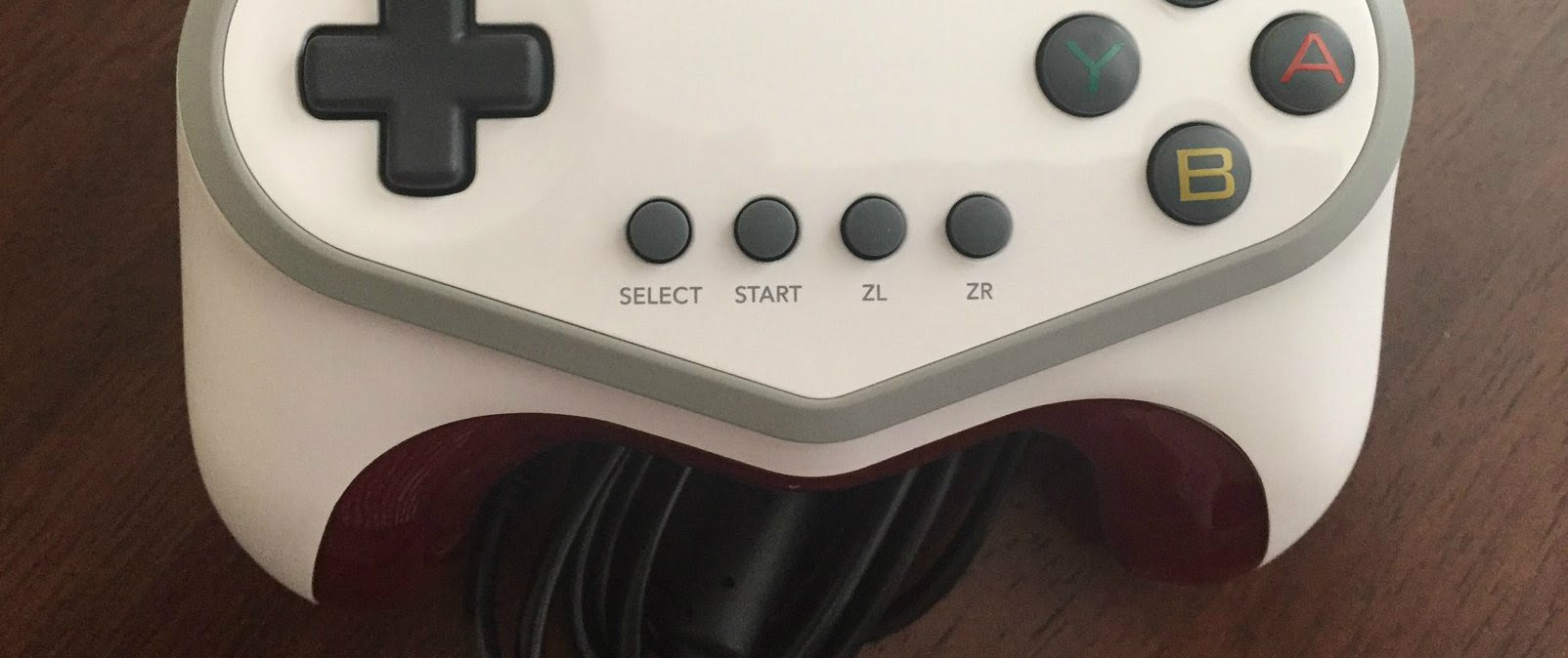 Pokken Tournament's special Wii U controller will allegedly work on Switch screenshot