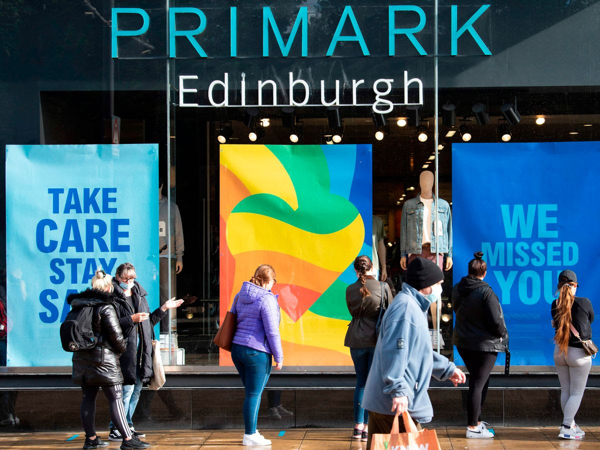 Scots travel agent launches weekend round trip to UK's largest Primark