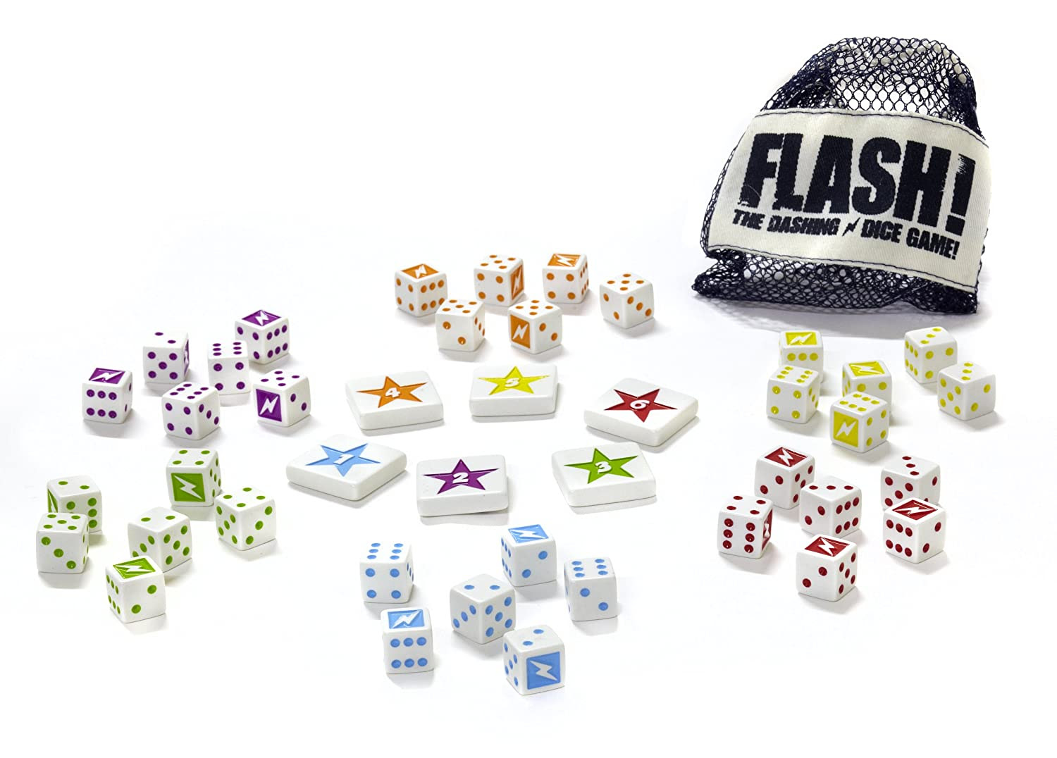 Flash The Lightning Fast Game