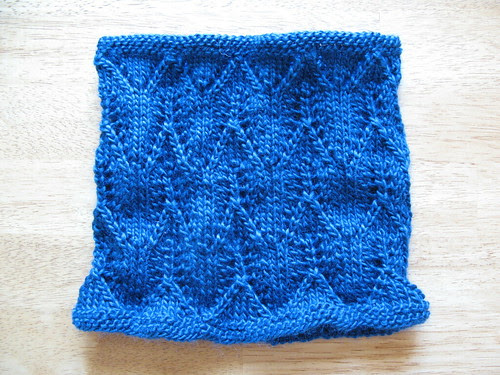 Blue Haven Cowl