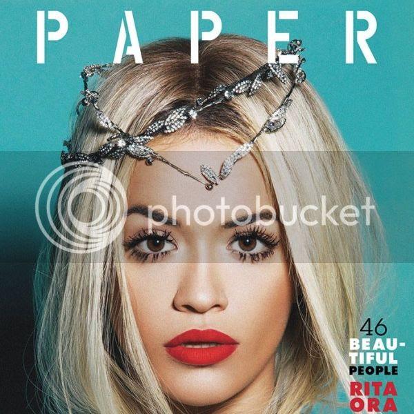 Rita Ora compares new single to Whitney Houston...