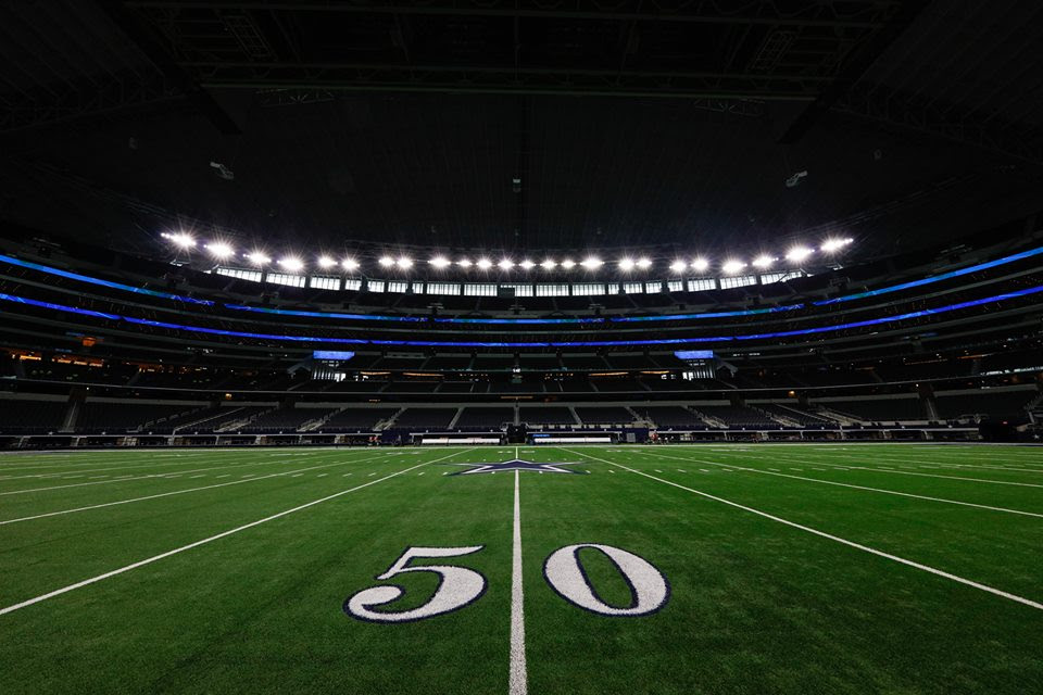 NFL, NCAA Games Moved in Aftermath of Hurricane Harvey - Football Stadium Digest