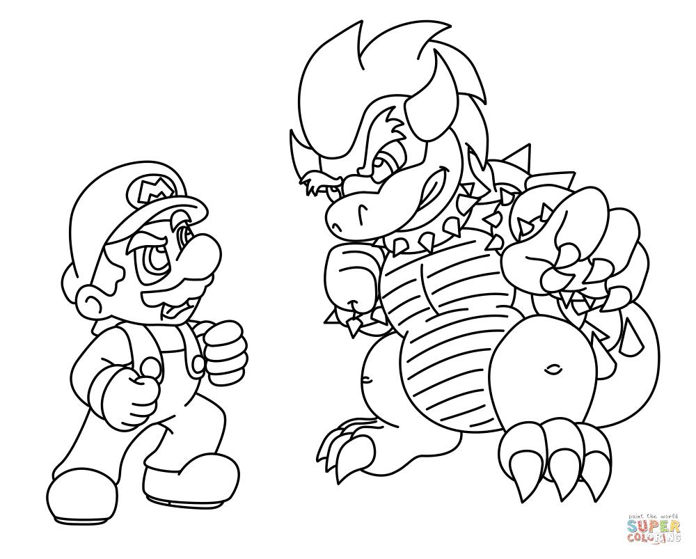 Klick das Bild Mario vs
