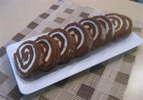 Amish Texas Chocolate Roll Cake Recipe   Genius Kitchen