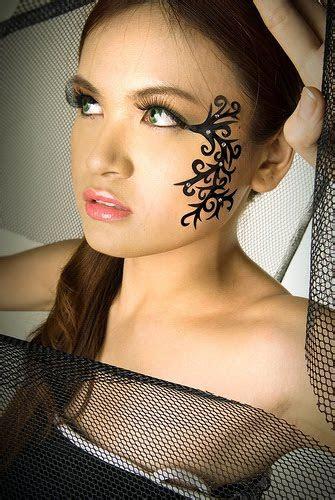 tattoo design face tattoo girl