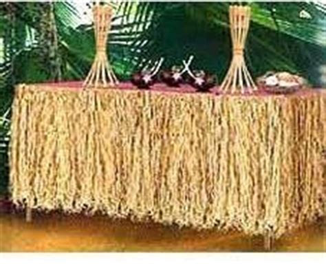 A Tiki bar made by Themed Evenings on a Caribbean theme