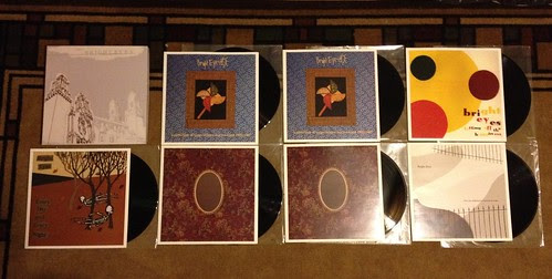 Bright Eyes - Vinyl Box Set by Tim PopKid