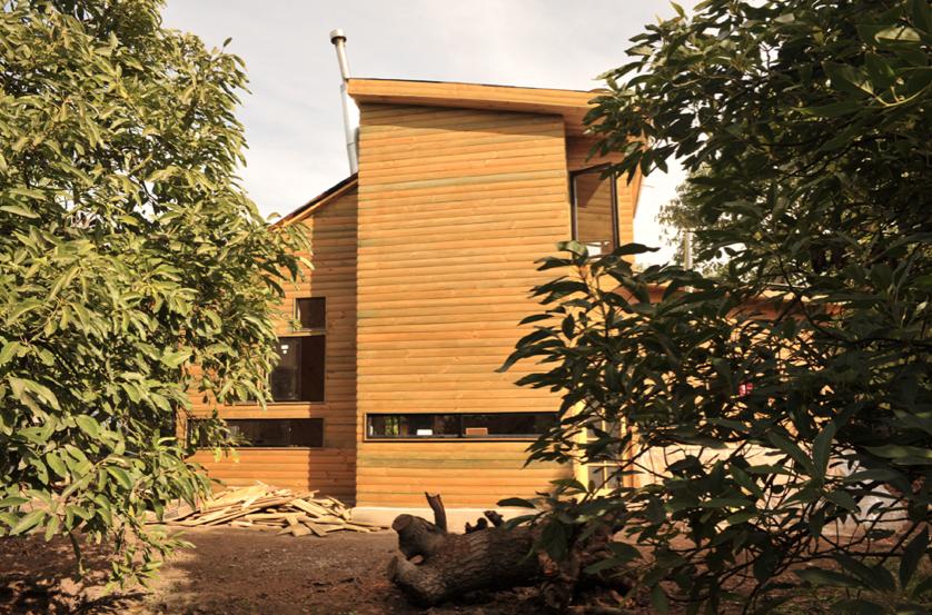 Casa La Cruz - Enrique González Rathje, Arquitectura, diseño, casas