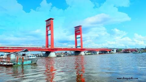 10 Hal yang Saya Lakukan di Palembang
