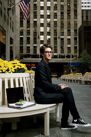 Vogue - Rachel Maddow