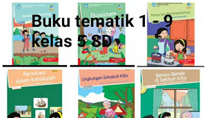 Kunci Jawaban Tema 1 Kelas 5 Benda Benda Di Lingkungan Sekitar